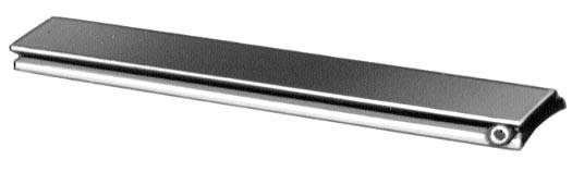 Schiene mit zylindrischem Radius für Luftgewehre und Büchsen