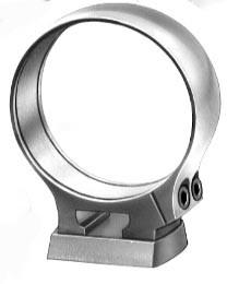 Vorderfüße mit Ring mit und ohne Durchsicht
