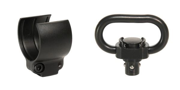 23mm PUSH&GO RIEMENBÜGEL + BUCHSE