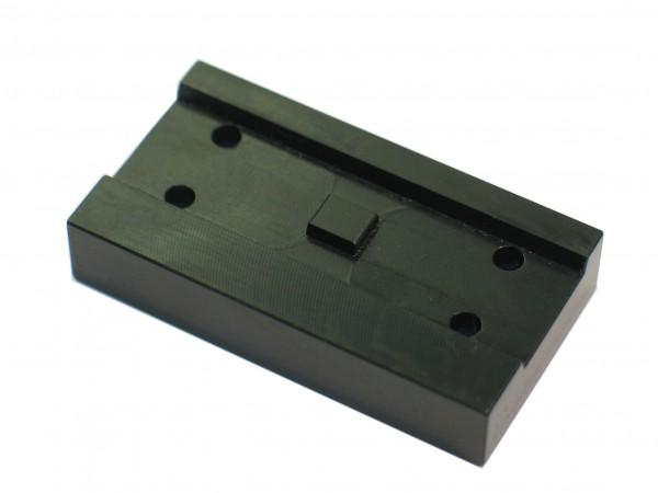 Büchsenmacherrohling aus Stahl*